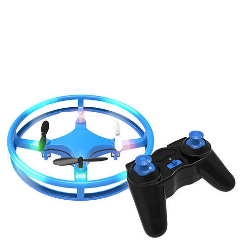 Sky Lighter Glow Disc RC Drone