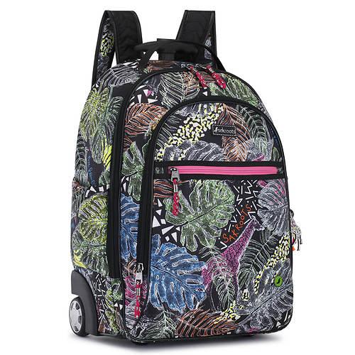 Sakroots York Rolling Backpack