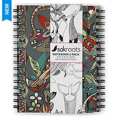 Sakroots Artist Circle Notebook Set