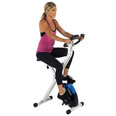 ProGear Fitness Folding Magnetic Bike with Pulse