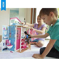 Barbie Two-Story Dollhouse