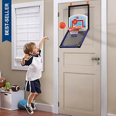 Step 2 Floor-To-Door Basketball Hoop