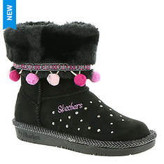 Skechers Twinkle Toes: Glamslam 10823L (Girls' Toddler-Youth)