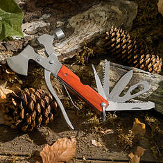 Hatchet Multi Tool with Case