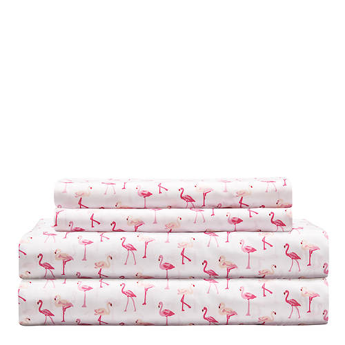 Whimsical Microfiber Sheet Set