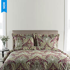 300 Thread Count Crystal Palace Duvet Set