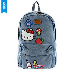 Loungefly Hello Kitty Icon Patch Backpack
