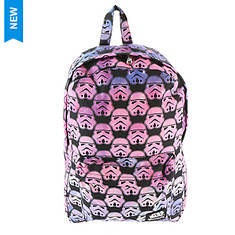Loungefly Star Wars Ombre Stormtrooper Backpack