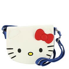 Loungefly Hello Kitty Face Crossbody Bag