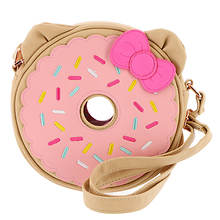 Loungefly Hello Kitty Donut Ears Crossbody Bag