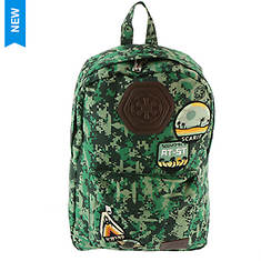 Loungefly Star Wars Camo Imperial Patch Backpack