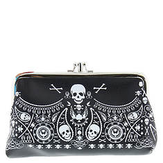 Loungefly Sugar Skull Coin Bag