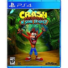 PS4 Crash N. Sane Trilogy