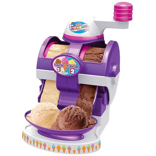 Cra-Z-Art 2-In-1 Real Ice Cream Maker