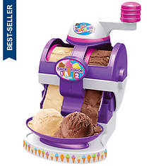 Cra-Z-Art 2-In-1 Real Ice Cream Maker