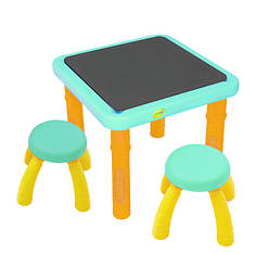 Grow'n Up Crayola Sit 'N Draw Table