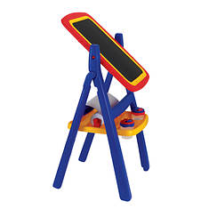 Grow'n Up Crayola Qwikflip 2-Sided Easel