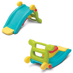 Grow'n Up Fun Slide 'N Rocker