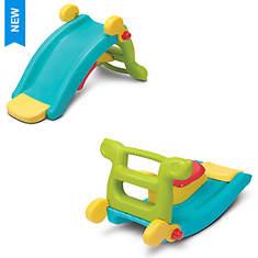 Grow'n Up Fun Slide 'N Rocker - Opened Item