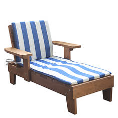 Kid's Chaise Lounge Chair