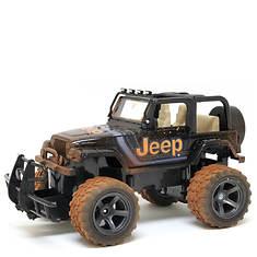 New Bright 1:15 R/C Mud Slinger Jeep