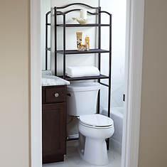 Over-the-Toilet 3-Tier Rack