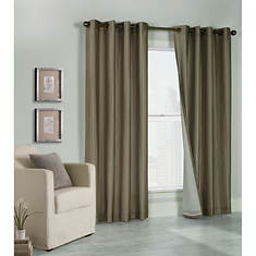 Thermalogic Classic Stripe Grommet Top Panel