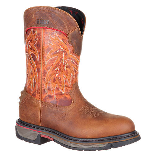 Rocky Western Iron Skull 201 Boot (Men's)
