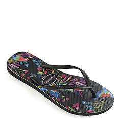 Havaianas Slim Tropical Floral Sandal (Women's)