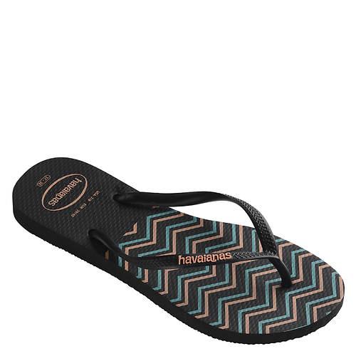Havaianas Slim Zigzag Sandal (Women's)