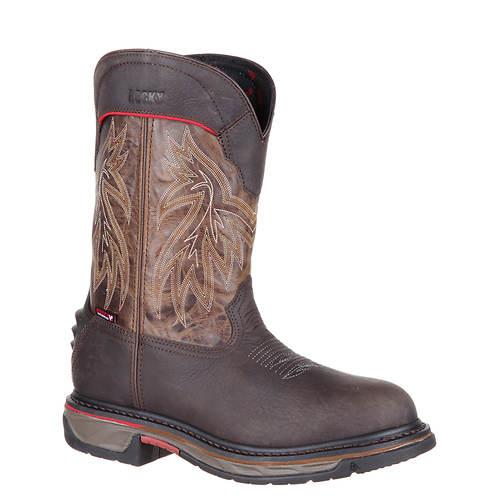Rocky Western Iron Skull 202 Waterproof Boot (Men's)