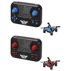 SkyRider 2-Pack Micro Drone