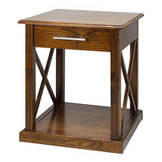 Casual Home Bay View End Table