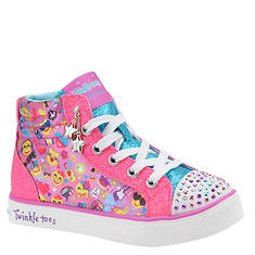 Skechers Twinkle Toes Twinkle Breeze 2.0-Emoji Magi (Girls' Toddler-Youth)