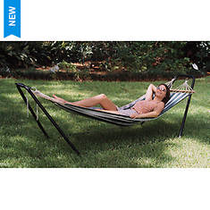 Texsport Crystal Bay Hammock with Stand