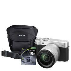 Fujifilm X-A10 16 Megapixel Camera Bundle