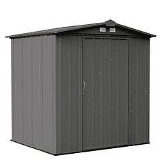 Arrow EZEE Steel Storage Shed 6'x5'