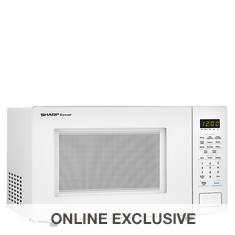 Sharp Carousel 1.1 Cubic Ft Microwave
