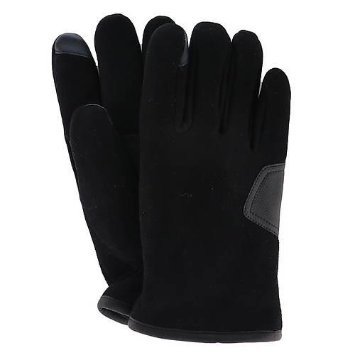 UGG® Men's Suede Smart Glove With Logo