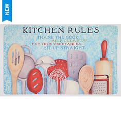 Mohawk Rules with Utensils Anti-Fatigue Mat 18