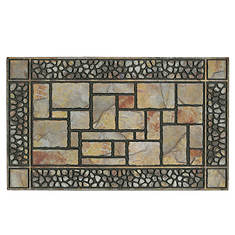 Mohawk Patio Stones Recycle Mat 19.5