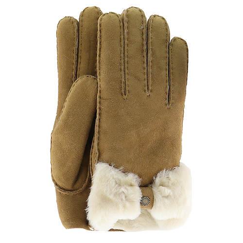 UGG® Women's Sheepskin Bow Glove