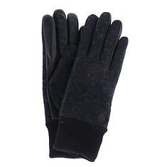 UGG® Women's Smart Glove w/Knit Trim