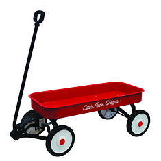 Little Box Red Metal Wagon