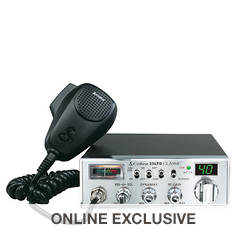 Cobra Classic CB Radio with Dynamike