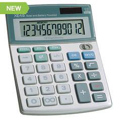 Desk Solar 12-Digit Calculator