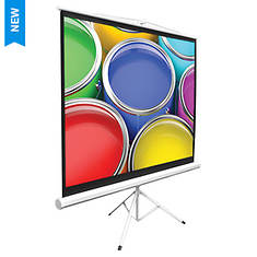 Portable Tripod Projector Screen - Opened Item