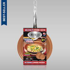 Gotham Steel 2-Piece  Frying Pan Set