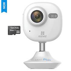 EZVIZ WiFi Indoor Camera with 16GB Card