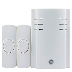 GE Wall Outlet Wireless Door Chime